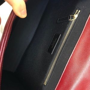 3ed9bbeb536 Yves Saint Laurent Bags | Ysl Large Envelope Chain Bag | Poshmark
